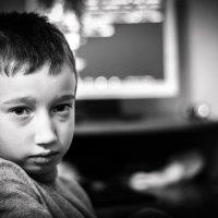отвлекся от игры :: Дмитрий Грошев