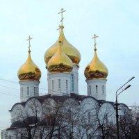 Золотые купола :: Андрей Снегерёв