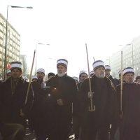 Митинг в Грозном :: Сахаб Шамилов
