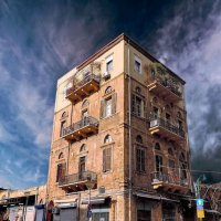 Старый Тель-Авив :: Ron Леви