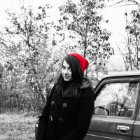 Красная шапочка :: Anton Pronoza