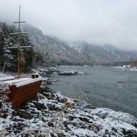 первый снег в горах :: Ирина