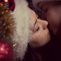 Новогодний поцелуй :: Юлия Ризель