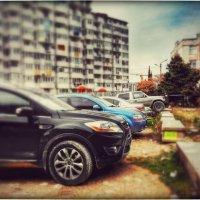 паркуюсь как могу :: Sergey Bagach