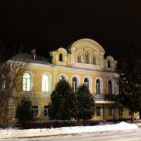дом лесопромышленника Воложбенского. :: Сергей Кочнев