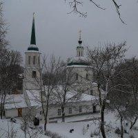 Тихвинская церковь :: Карпухин Сергей