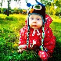 прогулка в парке :: Татьяна Давыдова