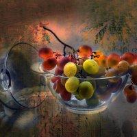 Виноград :: Лариса Шамбраева
