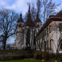 Бывший бенедиктинский монастырь :: Alexander Andronik