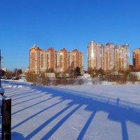 мороз и солнце... :: Олег Петрушов