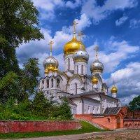 Зачатьевский монастырь :: mila