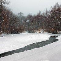 А снег идёт :: Сергей