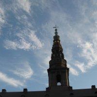 Копенгаген. Взгляд небес. :: шубнякова