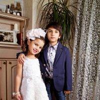 Мирея и Андрей :: Оксана Зарубина