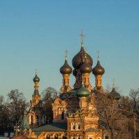 Храм Живоначальной Троицы в Останкино :: Elena Ignatova