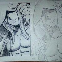 Небольшой арт)) Я, конечно, не художник, но попробовать всегда хотелось))) :: Oxana Kilina