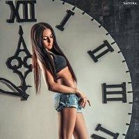 Время и девушка :: Irina SapFira