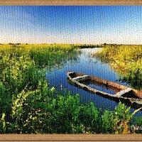 Заброшенный пруд :: Лидия (naum.lidiya)
