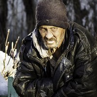 про мороз,уют и милосердие... :: Saloed Sidorov-Kassil