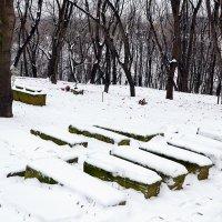 На погосте :: Владимир Болдырев