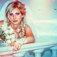 свадебное преображение :: Zhanna Abramova