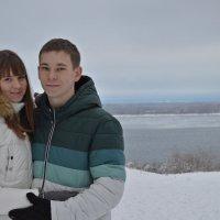 Анна и Андрей :: Юлия Ерикалова