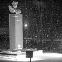 Снегопад :: Екатерина Исаенко
