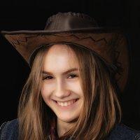 шляпка :: Андрей Пашков