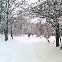 Магадан - апрель :: Василий Слободенюк