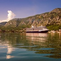 Черногория. Боко-которский залив | Montenegro. Boka Kotorska :: Anasta Petrova
