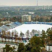 Стадион Динамо - Харьков :: Богдан Петренко