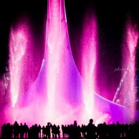 Танцующий фонтан :: Анна Уварова