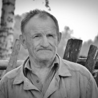 Дедушка :: Евгений Виличинский