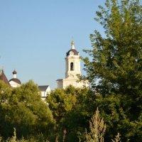 Мужской монастырь :: Оксана Провоторова