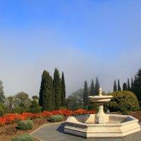 Парк Ливадийского дворца :: Александр Кореньков