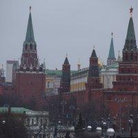 башни кремля :: Илья