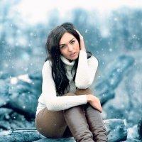 Снежинки :: Римма Федорова