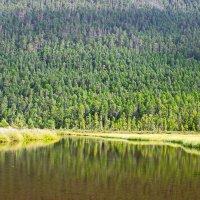 Озеро ледяной воды :: val-isaew2010 Валерий Исаев