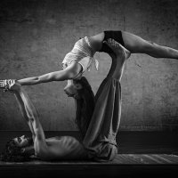Yoga :: Дмитрий Морозов