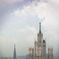 Панорама Москвы :: Галина