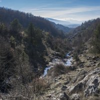 Долина речки Бага :: Игорь Кузьмин
