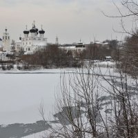 Трифонов монастырь :: Валентин Котляров