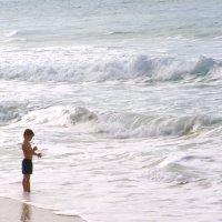 мальчик и море))) :: Наташа Шамаева