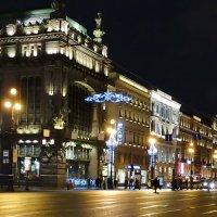 Дом торгового товарищества «Братья Елисеевы» :: Владимир Гилясев