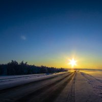Солнце, покажи свой путь :: Константин Филякин
