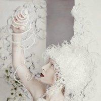 White pose :: Мария Буданова