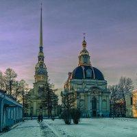 В Петропавловской крепости :: Валентин Яруллин