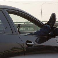Россия из окна автомобиля :: Михаил Розенберг