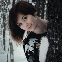 Зима :: Елизавета Кондакова