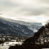 В горах :: Марина Захарова